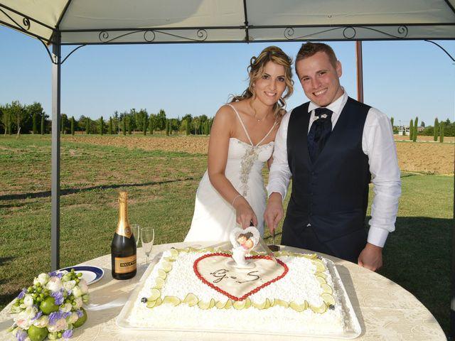 Il matrimonio di Gianni e Samanta a Cesena, Forlì-Cesena 35