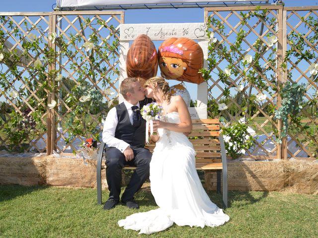 Il matrimonio di Gianni e Samanta a Cesena, Forlì-Cesena 36
