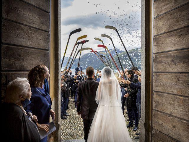 Il matrimonio di Igor e Lucia a Maccagno, Varese 13