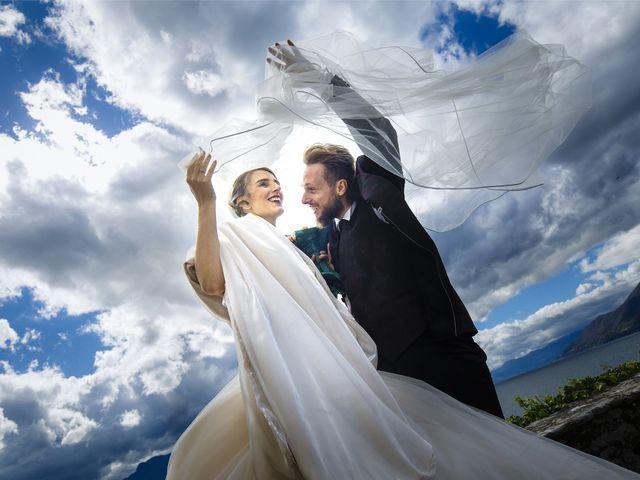 Il matrimonio di Igor e Lucia a Maccagno, Varese 1