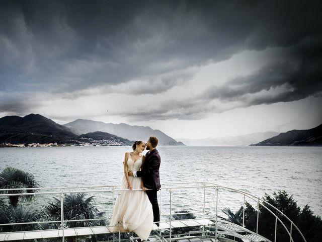 Il matrimonio di Igor e Lucia a Maccagno, Varese 21