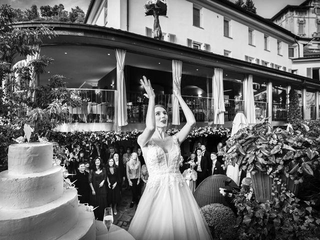 Il matrimonio di Igor e Lucia a Maccagno, Varese 29