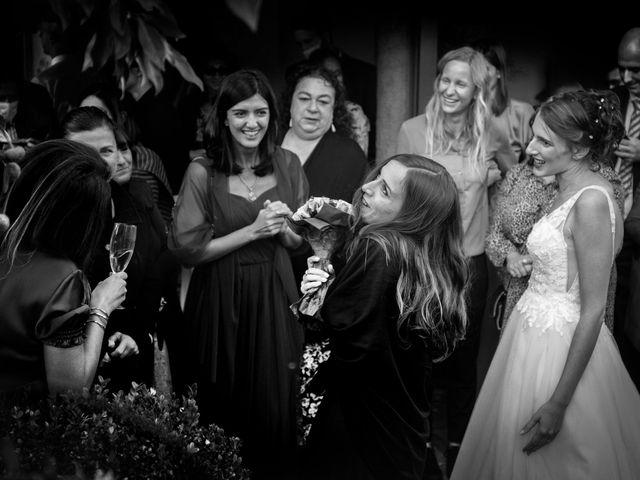 Il matrimonio di Igor e Lucia a Maccagno, Varese 30