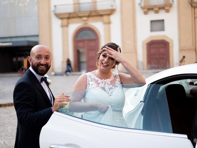 Il matrimonio di Carmelo e Martina a Palermo, Palermo 9