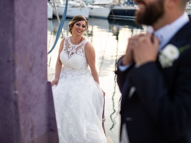 Il matrimonio di Carmelo e Martina a Palermo, Palermo 12