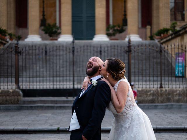Il matrimonio di Carmelo e Martina a Palermo, Palermo 17