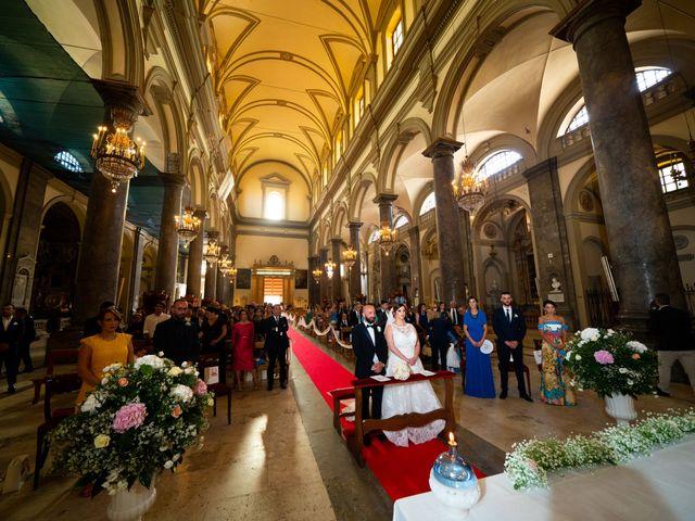 Il matrimonio di Carmelo e Martina a Palermo, Palermo 30