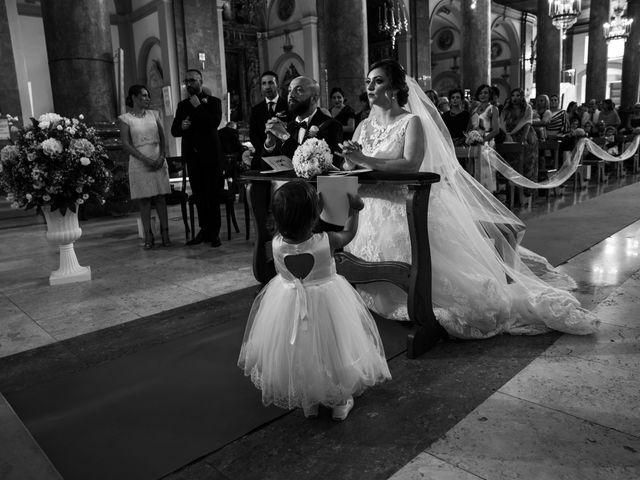 Il matrimonio di Carmelo e Martina a Palermo, Palermo 31