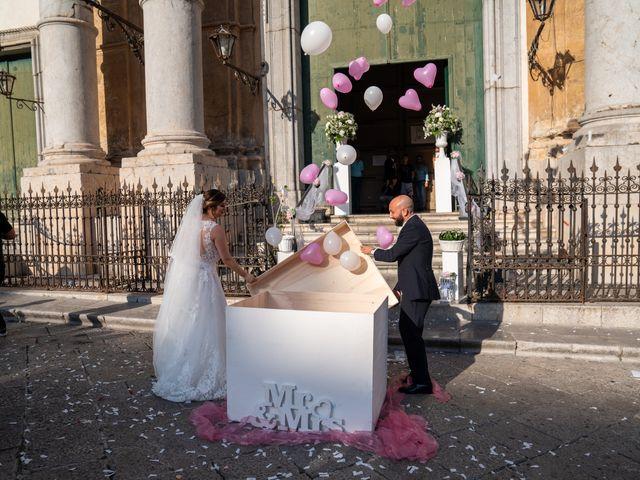 Il matrimonio di Carmelo e Martina a Palermo, Palermo 33