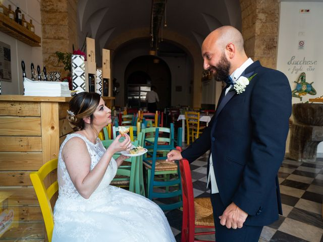 Il matrimonio di Carmelo e Martina a Palermo, Palermo 35