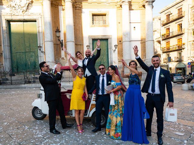 Il matrimonio di Carmelo e Martina a Palermo, Palermo 36