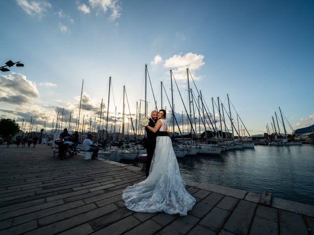 Il matrimonio di Carmelo e Martina a Palermo, Palermo 37
