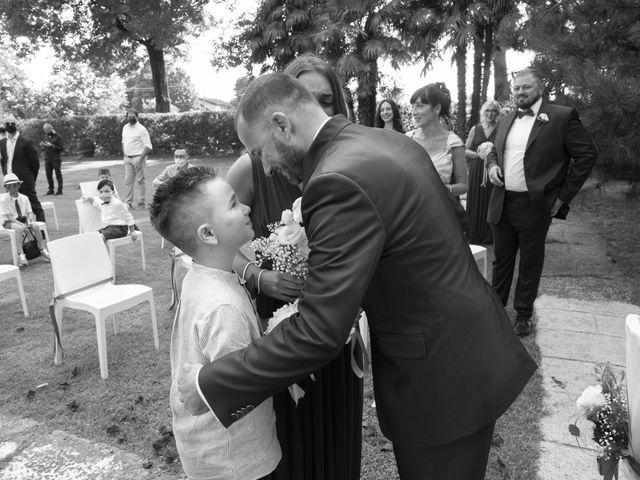 Il matrimonio di Fabio e Veruska a Ripalta Cremasca, Cremona 10