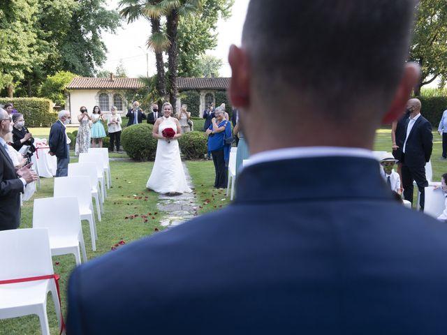 Il matrimonio di Fabio e Veruska a Ripalta Cremasca, Cremona 11