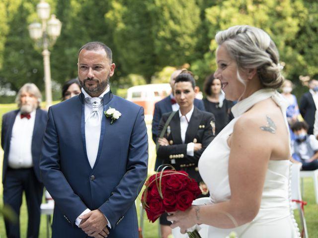 Il matrimonio di Fabio e Veruska a Ripalta Cremasca, Cremona 16