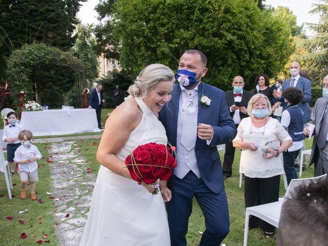 Il matrimonio di Fabio e Veruska a Ripalta Cremasca, Cremona 23