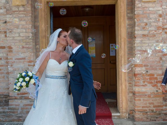 Il matrimonio di Elisabetta e Andrea a Pianiga, Venezia 1