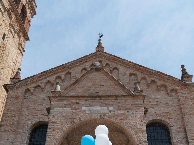 Il matrimonio di Elisabetta e Andrea a Pianiga, Venezia 3