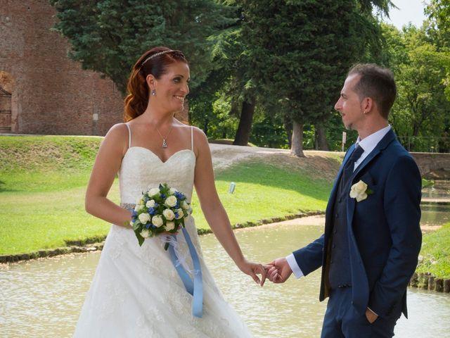 Il matrimonio di Elisabetta e Andrea a Pianiga, Venezia 4