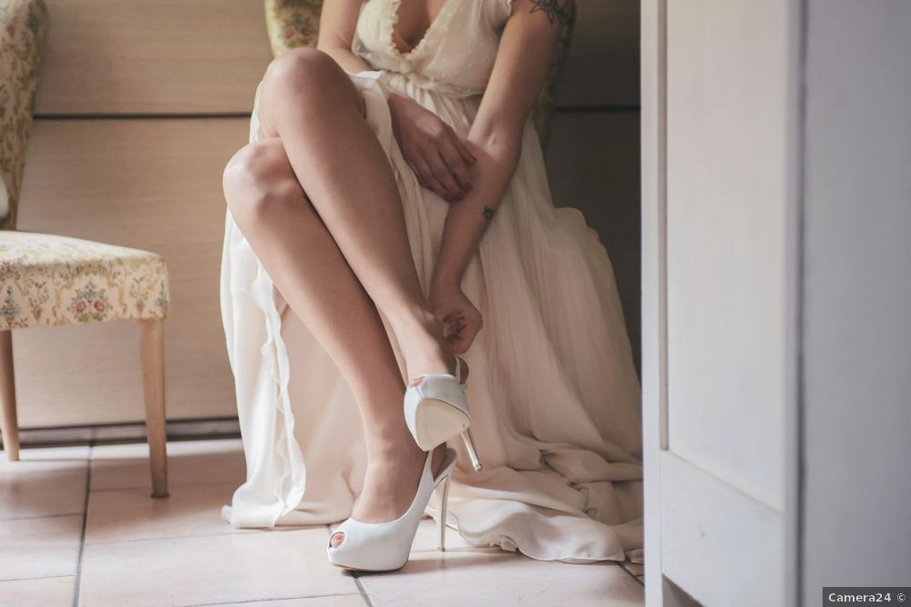 2ª partita: le scarpe da sposa 2