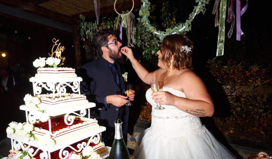 Il matrimonio di Dario e Elisa  a Vetto, Reggio Emilia