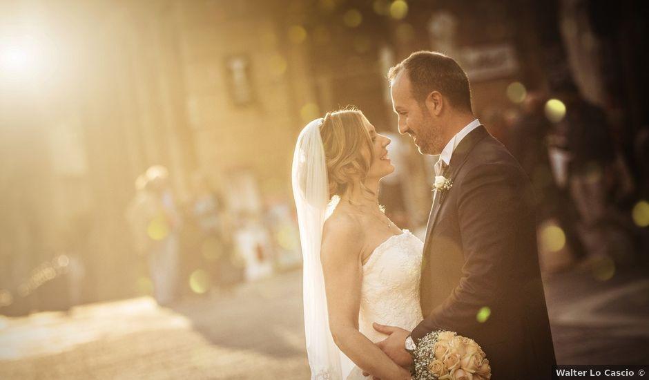 Il matrimonio di Vincenzo e Daniela a Caltanissetta, Caltanissetta