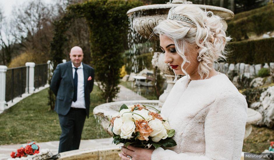 Il matrimonio di Luca e Maria a Gorle, Bergamo
