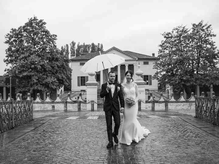 Le nozze di Alice e Luca