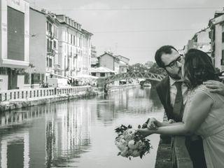 Le nozze di Manuela e Ilias
