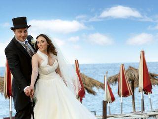 Le nozze di Marilena e Tino