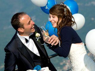 Le nozze di Aleksa e Fabio
