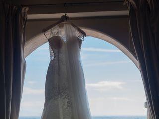 Le nozze di Cristina e Enrico 1