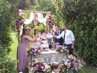 Le nozze di Andrea e Silvia