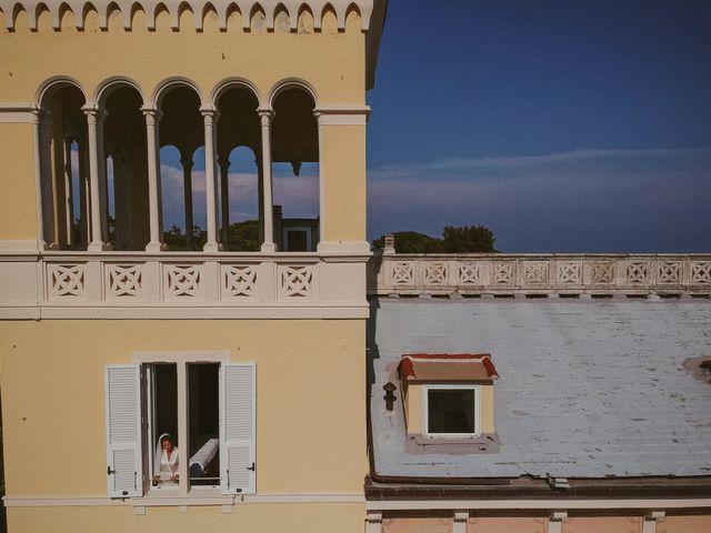 Il matrimonio di Marco e Alice a Celle Ligure, Savona 11