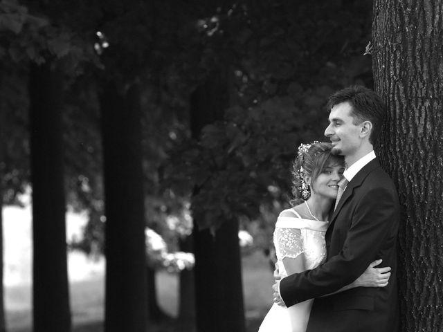Il matrimonio di Massimo e Alessandra a Moncrivello, Vercelli 9