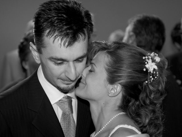 Il matrimonio di Massimo e Alessandra a Moncrivello, Vercelli 4