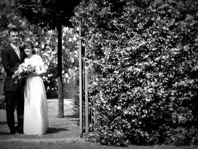 Il matrimonio di Massimo e Alessandra a Moncrivello, Vercelli 6