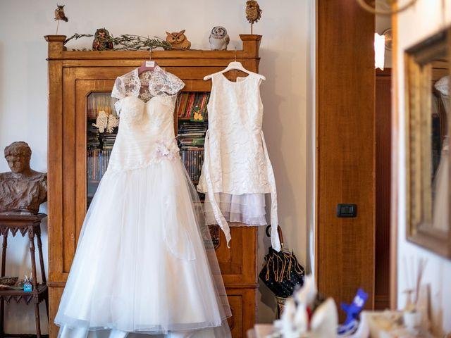 Il matrimonio di Andrea e Valentina a Forlimpopoli, Forlì-Cesena 1
