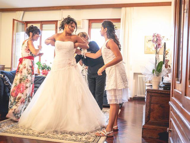 Il matrimonio di Andrea e Valentina a Forlimpopoli, Forlì-Cesena 13