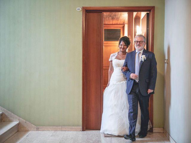 Il matrimonio di Andrea e Valentina a Forlimpopoli, Forlì-Cesena 17