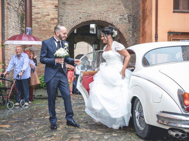 Il matrimonio di Andrea e Valentina a Forlimpopoli, Forlì-Cesena 26