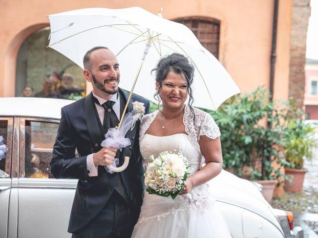 Il matrimonio di Andrea e Valentina a Forlimpopoli, Forlì-Cesena 28