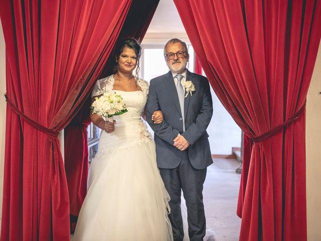 Il matrimonio di Andrea e Valentina a Forlimpopoli, Forlì-Cesena 29
