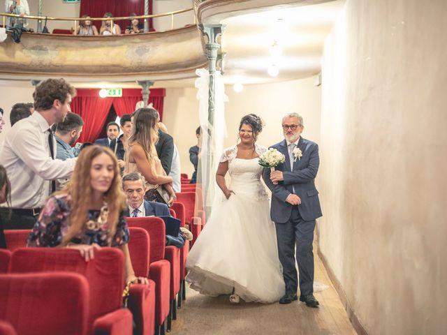Il matrimonio di Andrea e Valentina a Forlimpopoli, Forlì-Cesena 30