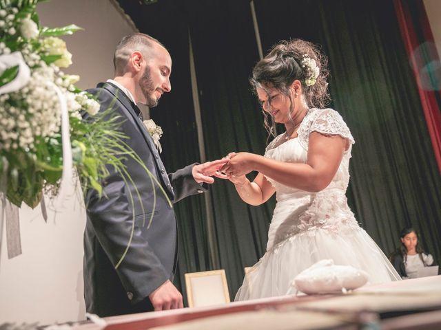 Il matrimonio di Andrea e Valentina a Forlimpopoli, Forlì-Cesena 34