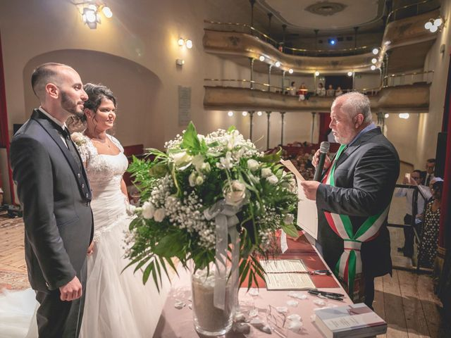Il matrimonio di Andrea e Valentina a Forlimpopoli, Forlì-Cesena 35
