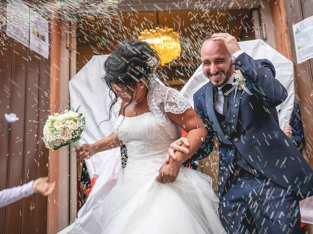 Il matrimonio di Andrea e Valentina a Forlimpopoli, Forlì-Cesena 37