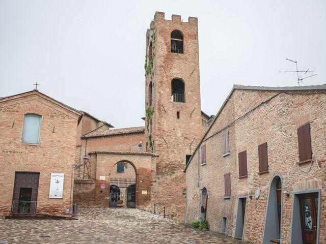 Il matrimonio di Andrea e Valentina a Forlimpopoli, Forlì-Cesena 39