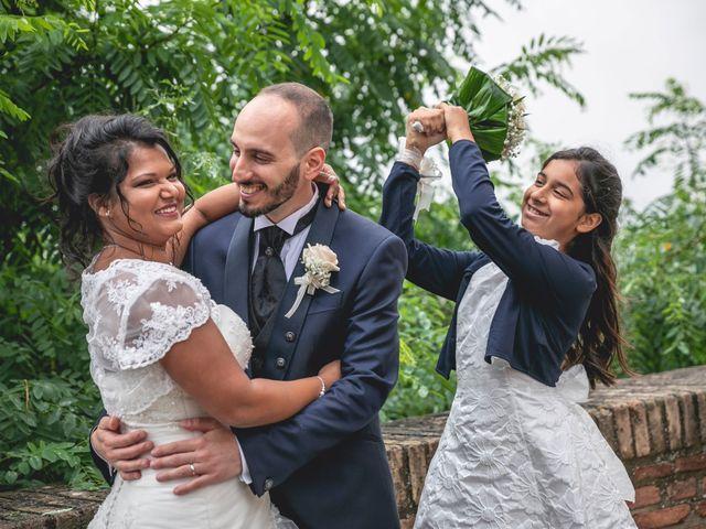 Il matrimonio di Andrea e Valentina a Forlimpopoli, Forlì-Cesena 40
