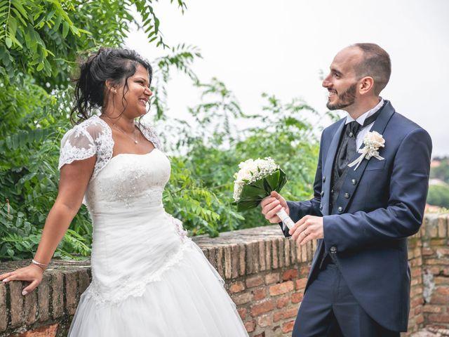 Il matrimonio di Andrea e Valentina a Forlimpopoli, Forlì-Cesena 41